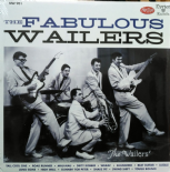 LP - ✵✵ THE FABULOUS WAILERS ✵✵ 1959 Golden Crest Material